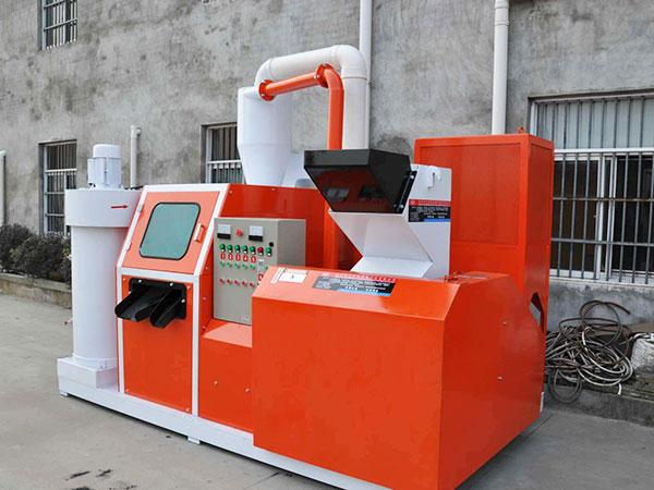 copper wire granulator for sale